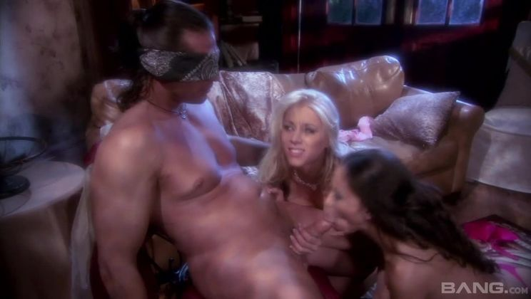 Katie Morgan Evan Stone